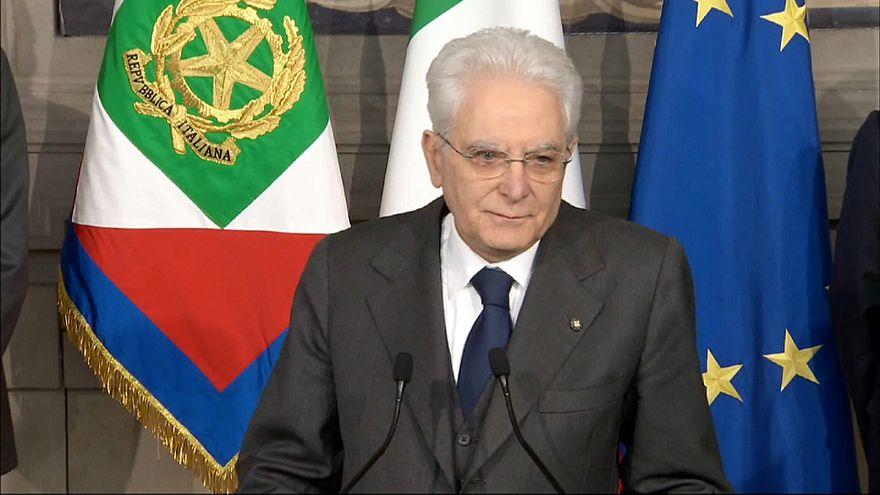 Presidente italiano lança ultimato às forças políticas