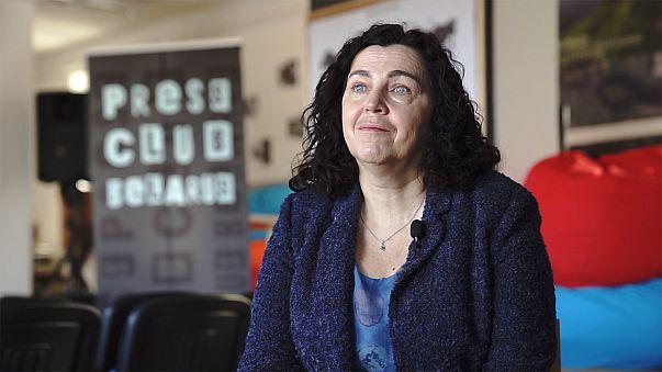 "Juliya Slutskaya: ""the State is still afraid of independent media"""