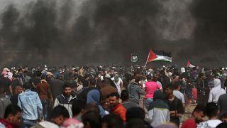 Újabb zavargások a gázai-izraeli határnál