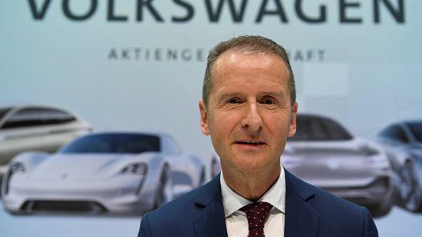 Les plans du nouveau patron de Volkswagen
