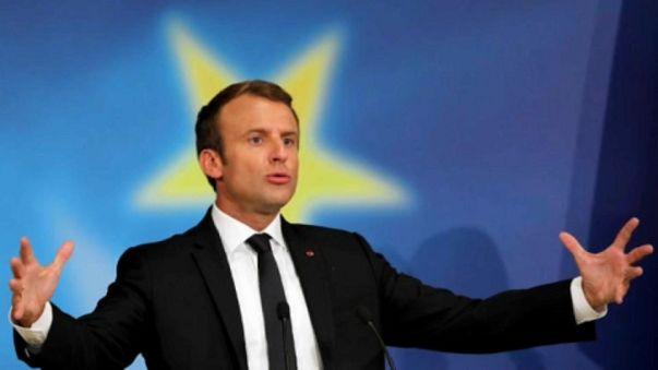 Emmanuel Macron: Spielverderber, Träumer, Eroberer