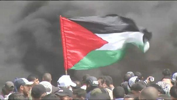 İsrail-Gazze sınırında 'Toprak Günü' müdahalesi