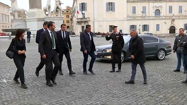 İtalya'da koalisyon görüşmelerinden sonuç alınamıyor