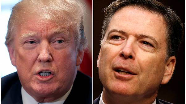 James Comey: In his own words