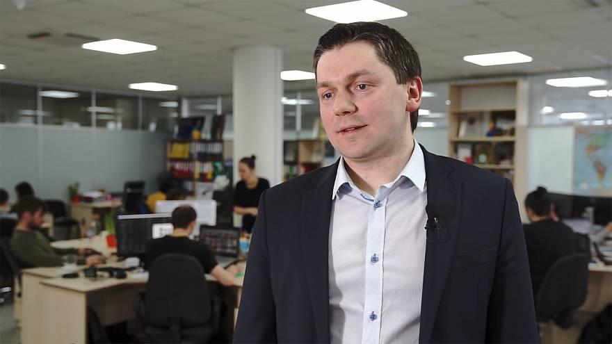 "Vitali Valianuk: ""Belarus may become a Silicon Valley in Eastern Europe and the CIS region"""