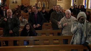 Cristãos sírios continuam em risco
