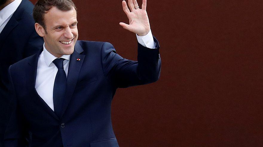"""Макрон - """"строитель"""" Франции и Европы"""