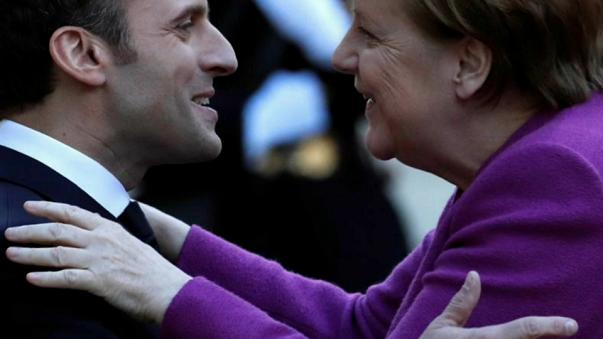 El sueño europeo de Macron