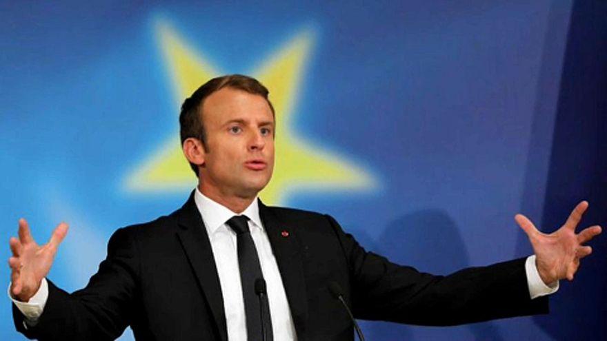 "Emmanuel Macron: le radici del sogno europeo del ""presidente filosofo"""