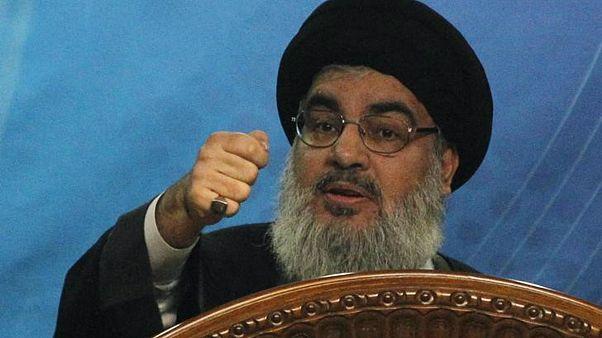 نصر الله يقول إن إسرائيل ارتكبت خطأ تاريخيا في سوريا