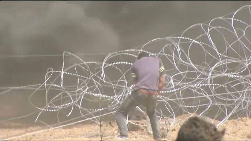 Ausschreitungen in Gaza - 70 Jahre Palästinenservertreibung