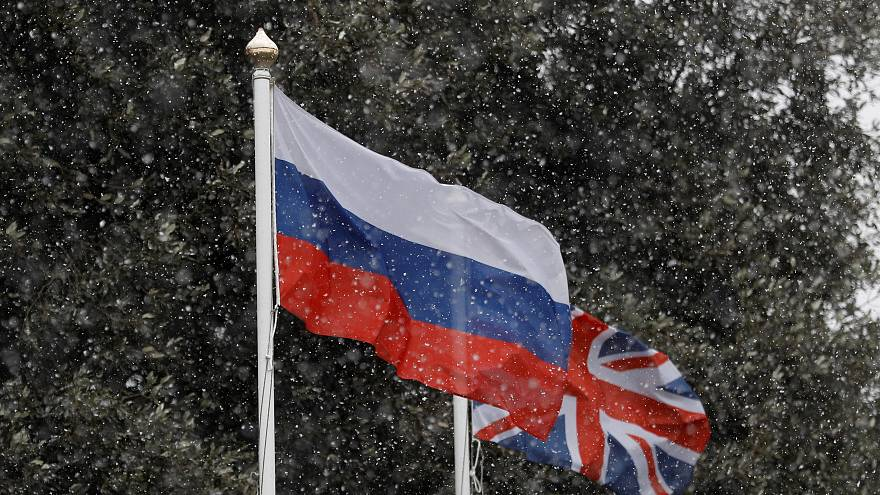 UK says Russia spied on Skripals for 'at least 5 years'