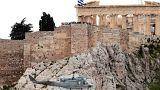 Schuldennachlass? Griechenland hofft auf Scholz