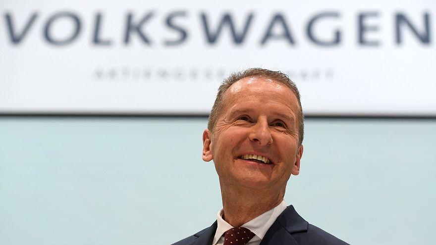 Volkswagen anuncia reestruturação