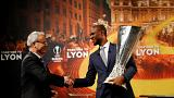 UEFA Kupası final öncesi Lyon'da