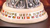 Il trofeo dell'Europa League è arrivato a Lione