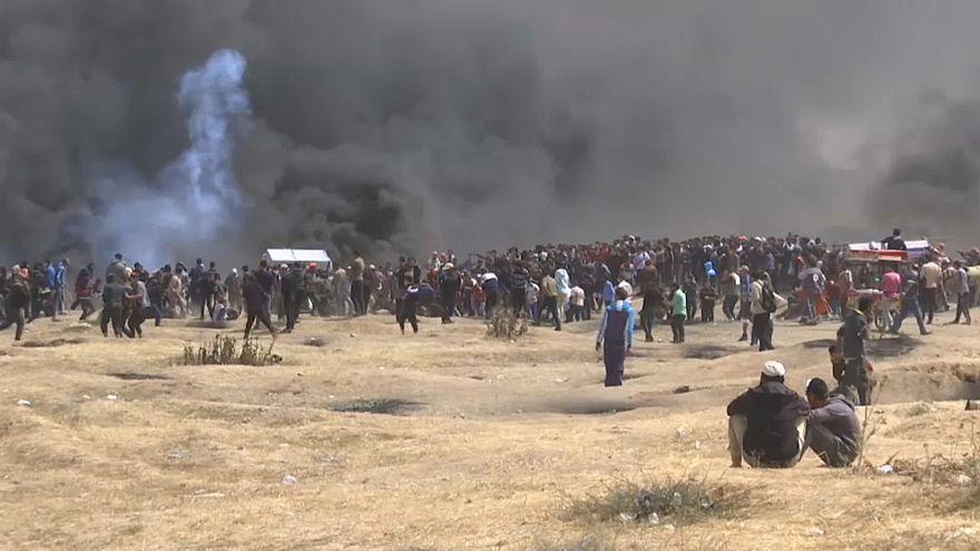 Tensão na Faixa de Gaza