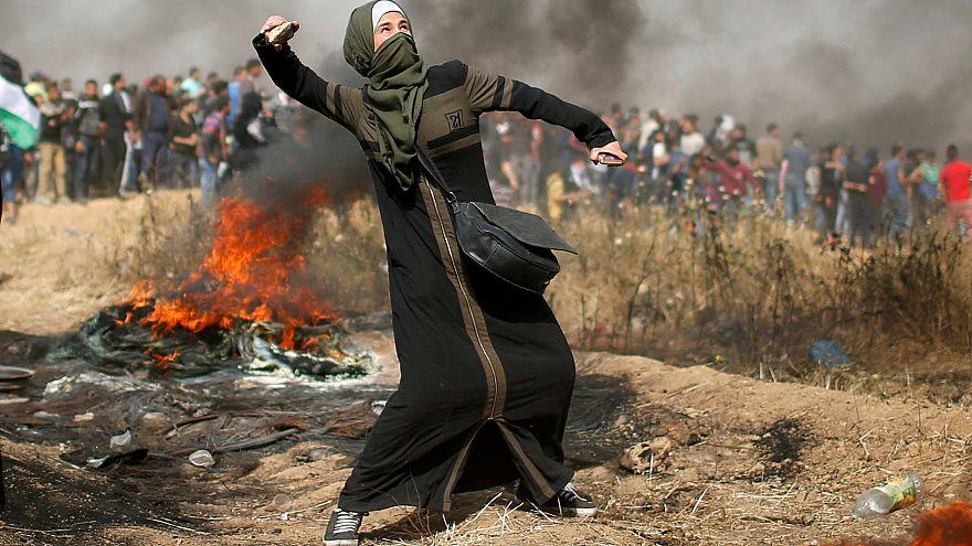 Affrontements à Gaza : un mort et une trentaine de blessés