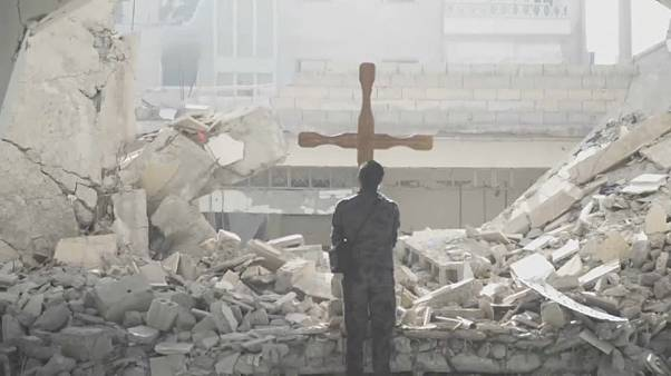 Suriye'deki Hristiyanların gelecek korkusu