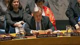 "Guterres alerta: ""A Guerra Fria voltou"""