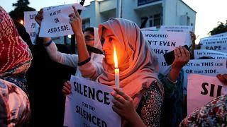 Tapınakta çocuk tecavüzü ve cinayet Hindistan'ı ayağa kaldırdı