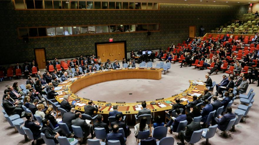 Katonai eszkalációtól tart az ENSZ-főtitkár