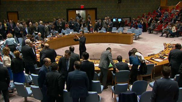 BM Güvenlik Konseyi'nde Suriye restleşmesi
