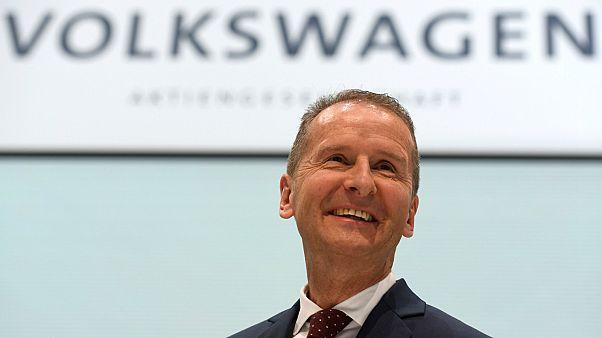 Neuer Chef und neue Konzernstruktur bei VW