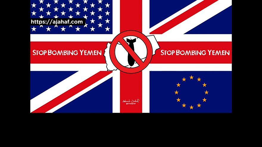 Ситуация в Йемене в рисунках