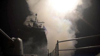 Nach Angriffen in Syrien:  Schlagabtausch zwischen Westen und Russland bei der UNO