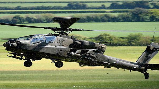 وزارة الدفاع البريطانية تقول إن أربع طائرات من طراز تورنادو راف شاركت في الضربة السورية