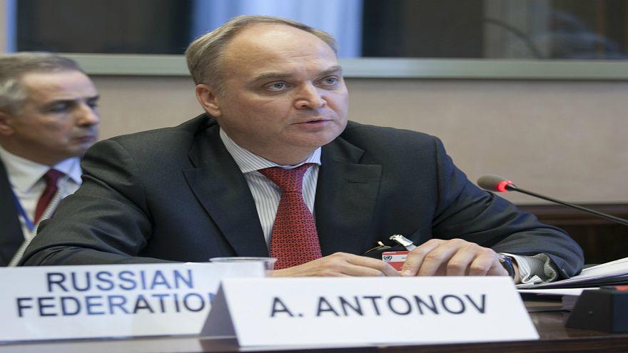 """أناتولي أنطونوف: """"قصف سوريا إهانة الرئيس الروسي وهي غير مقبولة"""""""