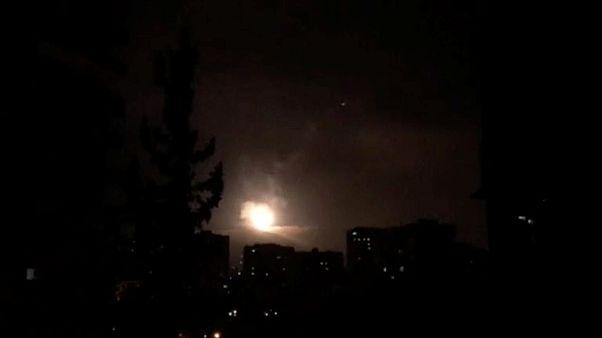 Des frappes aériennes coordonnées contre le régime syrien