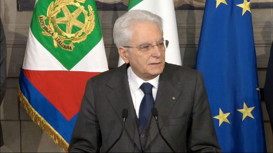 El presidente de Italia da un ultimátum a los partidos