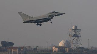 Βρετανικά Tornado από τη βάση του Ακρωτηρίου χτυπούν τη Συρία (βίντεο)
