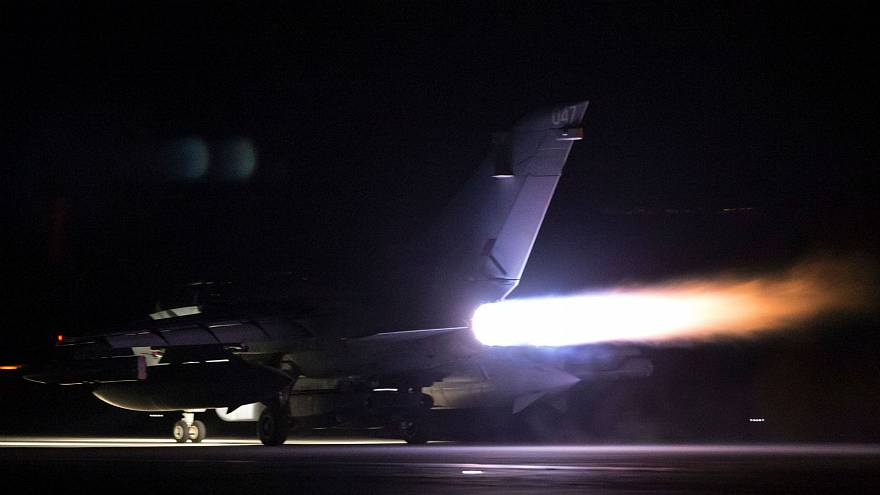 What we know about the strikes on Syria