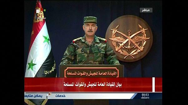المتحدث باسم الجيش السوري