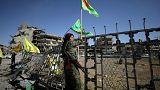 Suriyeli Kürtler ellerindeki Fransız cihatçılardan kurtulmanın yollarını arıyor