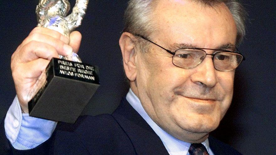 Oscar ödüllü yönetmen Milos Forman 86 yaşında yaşamını yitirdi