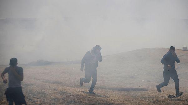 مقتل أربعة فلسطينيين في قصف إسرائيلي جنوب قطاع غزة