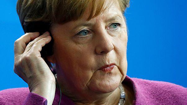 """Merkel: Militärschlag in Syrien """"angemessen"""""""