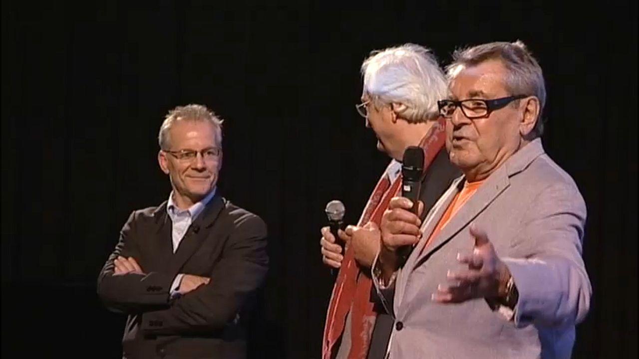 Regisseur Milos Forman († 86) gestorben