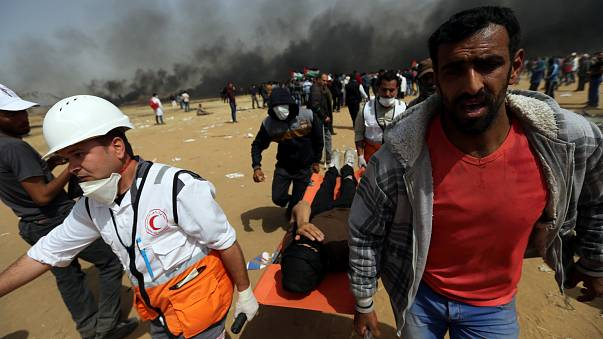Explosion in Gaza kills four Palestinians - local health ministry