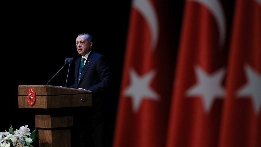 Cumhurbaşkanı Erdoğan: Suriye operasyonunu doğru buluyoruz