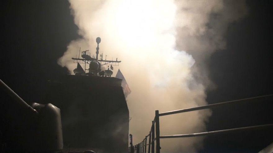 Операция Пентагона против Сирии