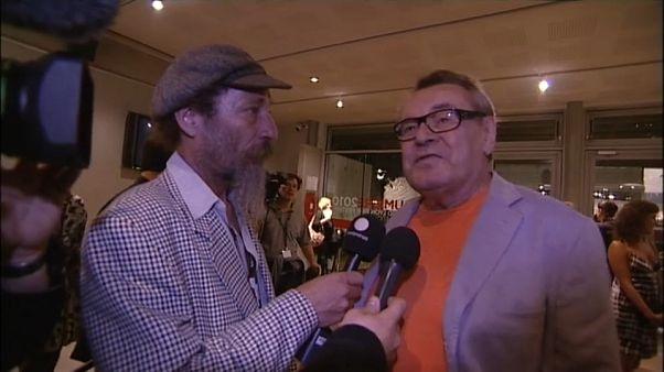 Film director Milos Forman dies