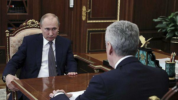 Russland und Iran verurteilen Luftangriffe