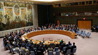 مجلس الأمن يرفض مشروع قرار روسياً يندد بالهجوم على سوريا