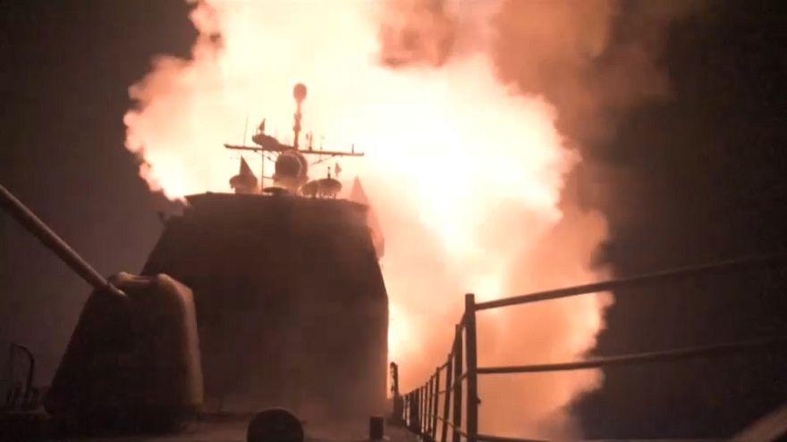 Objetivos dos ataques na Síria foram alcançados?