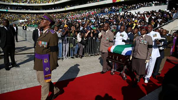 South Africa bids a final farewell to Winnie Mandela